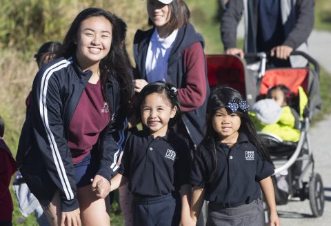 Terry Fox Run for K-12 students